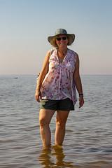 Sarah (alasdair massie) Tags: snettisham beach sea wash norfolk seaside sarah uk