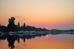 Schiersteiner Hafen (de.Matos.Alves) Tags: wiesbaden sonnenaufgang sunrise schierstein hafen schiersteinerhafen hdr fujifilm fujifilmx100f x100f rhein rhine