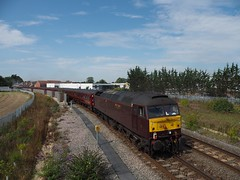 47802 bicester gavray junction 25/08/2019 (Offroadanonymous) Tags: 47802 bicestergavrayjunction