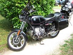 BMW R 80 (John Steam) Tags: oldtimer oldtimertreffen vintage meeting mehring teisendorf bayern germany 2019 motorcycle motorbike motorrad bmw boxer r80 siebenrock power