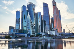 Moscow City (fantomas571) Tags: moscowcity city architecture