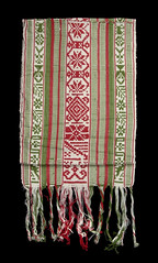 Mexican Weaving Milpa Alta Textiles (Teyacapan) Tags: df cdmx milpaalta mexico weavings tejidos nahua museum