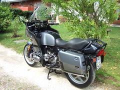 BMW R 100 RT (John Steam) Tags: oldtimer oldtimertreffen vintage meeting mehring teisendorf bayern germany 2019 motorcycle motorbike motorrad bmw boxer r100rt