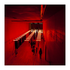Tate Modern exhibition | London (www.davidrosenphotography.com) Tags: tate tatemodern exhibition art london culture show red colour