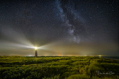 The Lighthouse (Ellen van den Doel) Tags: goeree beach landscape landschap augustus nature strand overflakkee nederland outdoor netherlands 2019 natuur evening ouddorp zuidholland