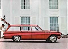 1961 Buick Special Deluxe 4-Door Station Wagon (aldenjewell) Tags: 1961 buick special deluxe 4door station wagon brochure