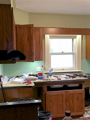 Day #4 Progress (oxfordblues84) Tags: kitchen kitchenrenovation renovation house home kitchencabinets kitchensaver