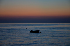 Alone (Valantis Antoniades) Tags: hellas greece chalkidiki halkidiki dusk sunset sea boat neos marmaras μακεδονια macedoniagreece macedoniatimeless makedonia macedonian macédoine mazedonien македонијамакедонскимакедонци