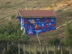 Hossegor-2019 (Rolumix-) Tags: france landes hossegor côteatlantique océanatlantique dune fresque fresquemurale graf graffiti
