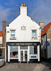 The Wee Chippy, Anstruther (Joe Son of the Rock) Tags: chipshop chipper chippy anstruther eastneukoffife fife