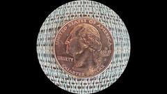 U.S. Quarter (ashman AZ) Tags: usquarter 25cents quarter money coin unitedstatesofamerica currency 2007quarter