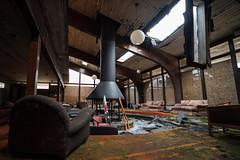 Ski Lounge (michaelbrnd) Tags: abandoned ski resort urbex urban exploration