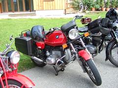 BMW R 45 (John Steam) Tags: oldtimer oldtimertreffen vintage meeting mehring teisendorf bayern germany 2019 motorcycle motorbike motorrad bmw r45