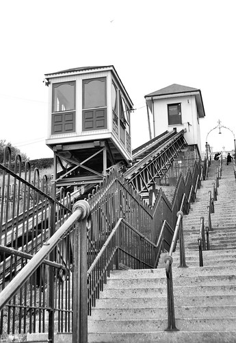 Southend Cliff Lift