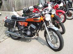 YAMAHA RD 350 (John Steam) Tags: oldtimer oldtimertreffen vintage meeting mehring teisendorf bayern germany 2019 motorcycle motorbike motorrad yamaha rd350