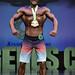 Mens Physique B 1st #52 Jason Leger