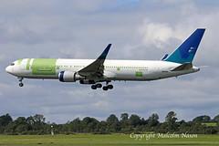 B767-319ER(F) N830WE ex ZK-NCI CARGP AIRCRAFT MANAGEMENT (shanairpic) Tags: jetairliner freighter cargo b767 boeing767 shannon cargoaircraftmanagement airnewzealand amazon ati zknci n830we n419az