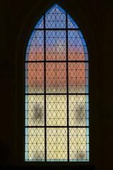 out of the dark (the-father) Tags: window sedlice czechrepuplik church saintjacob