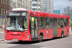 Abellio 8828 (YY64YJK). (Fred Dean Jnr) Tags: abellio london alexander adl dennis 8828 yy64ygk croydon parklanecroydon uk england august2019 caterham route407 abelliolondon enviro200