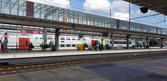 Gent-Sint-Pieters railway station (lcfcian1) Tags: railway rails train trains tracks station belgium gentsintpieters gentsintpietersrailwaystation ghent gent gentstation