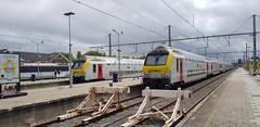 Blankenberge Station (lcfcian1) Tags: railway rails train trains tracks station belgium blankenberge blankenbergestation