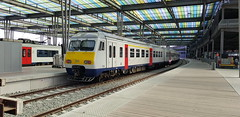 Oostende Station (lcfcian1) Tags: railway rails train trains tracks station belgium oostende oostendestation ostend platform