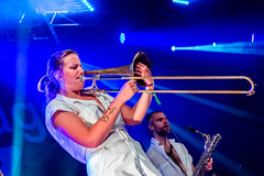 25082019-Sun-DR-GB19-17 (Greenbelt Festival Official Pictures) Tags: 2019 greenbelt boughtonhouse brass brassagainst cover dr davidrowe gb gb19 gladebigtop kettering music northamptonshire song songs sun sunday witandwisdom