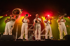 25082019-Sun-DR-GB19-11 (Greenbelt Festival Official Pictures) Tags: 2019 greenbelt boughtonhouse brass brassagainst cover dr davidrowe gb gb19 gladebigtop kettering music northamptonshire song songs sun sunday witandwisdom