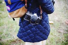 Saori-san and AE-1 (Eric Flexyourhead) Tags: camera old woman canada slr classic film girl zeiss 35mm canon vintage japanese photographer bc ae1 bokeh britishcolumbia retro analogue filmcamera canonae1 portmoody saori 55mmf18 inletpark sonyalphaa7 zeisssonnartfe55mmf18za saorisan shallowdepthoffield 35mmfilmcamera