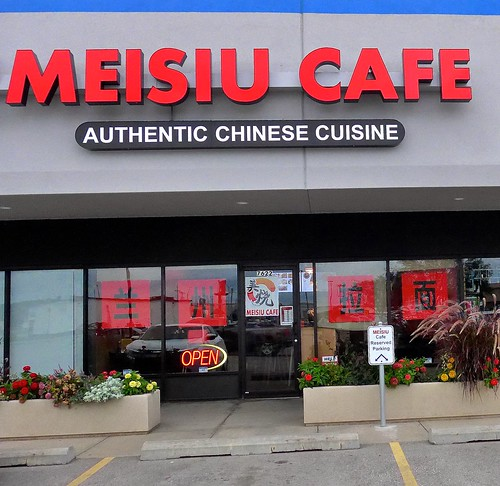 Meisiu Cafe: Authentic Chinese Cuisine, Omaha