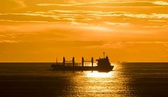 sunset (charlesgyoung) Tags: finland helsinki charlesyoung nikon nikonphotography nikondx travelphotography gulfoffinland balticsea sunset