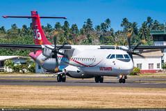 [MOZ.2019] #Air.Tahiti #VT #ATR #ATR72-600 #AT7 #F-ORVN #awp (CHRISTELER / AeroWorldpictures Team) Tags: airtahiti vt vta airlines airways tahiti frenchpolynesia moorea french france plane aircraft airplane planespotting airport moz southpacific atr atr72600 at7 pwc cn1255 forvn fwweg nttm mooreaairport aérodrome aéroportdemoorea nikon d300s nef raw avgeek nikkor aviation photography christeler aeroworldpictures awpteam 2019 temaeairport tamea