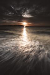 Dawn Light (RTA Photography) Tags: paignton dawn light sunrise sun rtaphotography torbay seascape coast devon southdevon nature outdoors sky clouds waves nikon d750 nikkor nikkor1835 nikond750 filtered longexposure