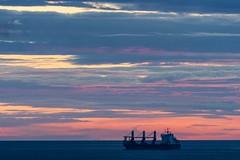 after sunset (charlesgyoung) Tags: finland helsinki charlesyoung nikon nikonphotography nikondx travelphotography gulfoffinland balticsea sunset