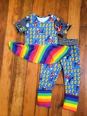 Toddler back-to-school (quinn.anya) Tags: eliza toddler supermario rainbow
