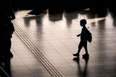 little traveler (Sat Sue) Tags: lumix micro four thirds 43 gx7mk2 gx80 gx85 japan fukuoka silhouette
