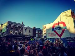 (Daniel-Charles) Tags: notting hill carnival london uk caribbean grenfell graffiti streetart murial mural razerphone