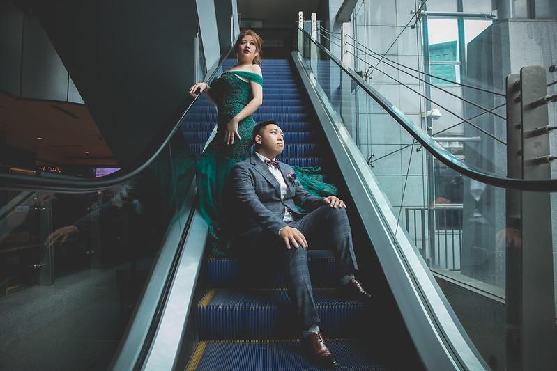 婚禮攝影 [益銘❤奕嘉] 結婚之囍@彭園新板館