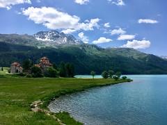 Crap da Sass (Iris_14) Tags: crapdasass silvaplana surlej engiadina oberengadin graubünden grisons schweiz switzerland suisse nature corvatsch swissalps alps alpen