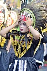 KARNAVAL (3) (abi_sakha) Tags: karnaval carnival mayoret marching band drum ogohogoh cantik gadis indonesia pakaian adat jawa bali dayak