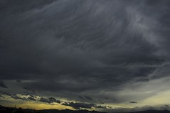 Typhoon clouds (mattlaiphotos) Tags: clouds sunset weather typhoon sky climate scenery