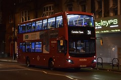 Metroline West MCV EvoSeti bodied Volvo B5LH (VMH2580 - LF19 FXD) 31 (London Bus Breh) Tags: metroline metrolinewest manufacturingcommercialvehicles mcv mcvbusandcoach mcvevoseti evoseti volvo volvobus volvob5lh volvob5l volvob5lhybrid hybrid hybridbus hybridtechnology vmh vmh2580 lf19fxd 19reg london buses londonbuses bus londonbusesroute31 route31 harrowroad maidahill tfl transportforlondon