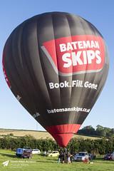 UltraMagic M-105 (Matt Sudol) Tags: hot air balloon balloons maize field bath newton st loe ultramagic m105