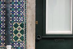 Azulejo (Ewa Zabówka) Tags: europe azulejo azulejos portugal travel summer macro lisboa lisbon lizbona porto lagos tiles azul mosaicas portugalia mosaics art oporto