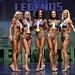 Bikini Masters B 4th MacIntyre 2nd Morrison 1st Maher 3rd Newport 5th Sams