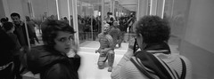 Terracotta Warriors (@fotodudenz) Tags: hasselblad xpan film rangefinder 30mm ultra wide angle panorama panoramic 2019 35mm melbourne victoria australia national gallery terracotta warriors exhibition fuji neopan 400