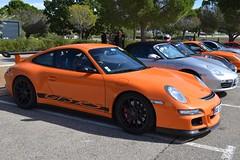 PORSCHE 911 GT3 RS (Type 997) - 2006 (SASSAchris) Tags: porsche 911 type 997 gt3 rs voiture allemande auto 10000 tours castellet circuit ricard stuttgart 10000toursducastellet httt htttcircuitpaulricard htttcircuitducastellet flat 6 flat6