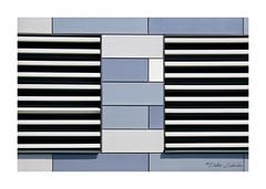 Vents x2 (PeteZab) Tags: abstract pattern line vertical horizontal block vent peterzabulis nottingham uk