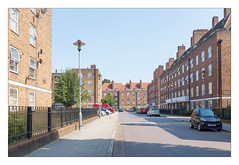 The Built Environment, Stamford Hill, North London, England. (Joseph O'Malley64) Tags: