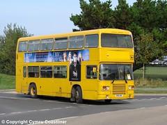 Alpine Travel B910 ODU (Cymru Coastliner) Tags: alpinetravel leylandolympian ecw b910odu bus llandudno northwales bwsysgol schoolbus stagecoachmidlandred 910
